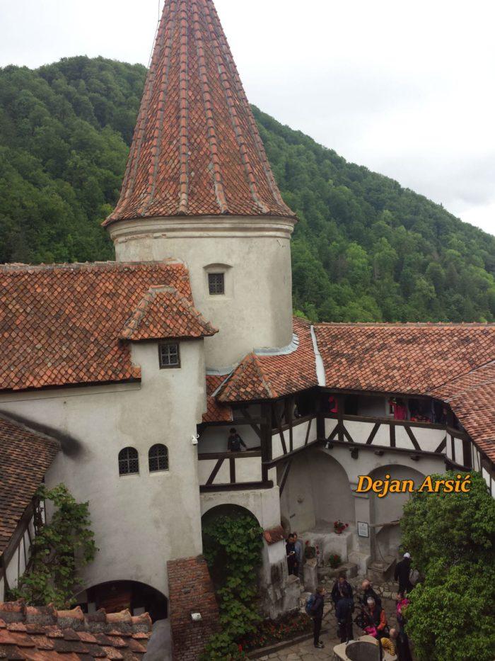 zamak grof drakula rumunija